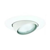 "Elco Lighting 6"" Line Voltage Eyeball Trim-White"