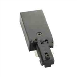 Elco Lighting Live End Connector-Black