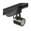 Elco Lighting Low Voltage Mini Cylinder Track Fixture-Black