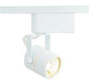 Elco Lighting Low Voltage Electronic Cylinder Track Fixture-White