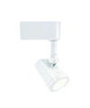 Elco Lighting Low Voltage Mini Deco Swivel Track Fixture-White