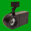 Elco Low Voltage Electronic Micro Style Track Fixture with Transformer-Black