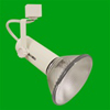 Elco Lighting Line Voltage Flat Back Universal Track Fixture-White