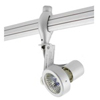 Elco Lighting Line Voltage Flexmotion Gimbal Ring Track Fixture-Brushed Nickel