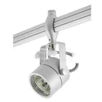 Elco Lighting Line Voltage Flexmotion Cylinder Track Fixture-Brushed Nickel
