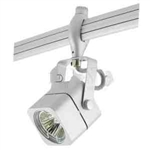 Elco Lighting Line Voltage Flexmotion Track Fixture-Brushed Nickel
