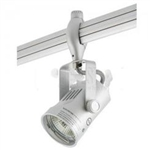 Elco Line Voltage Flexmotion Short Pinch Back Track Fixture-Brushed Nickel