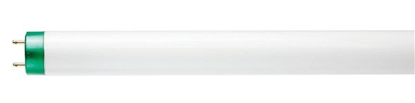Philips 32 Watt 48 Inch T8 Cool White Safety Coated Fluorescent Bulb
