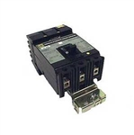 Square-D FA34025 Circuit Breaker Refurbished