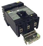 Square-D FA34040 Circuit Breaker Refurbished