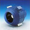 "Fantech 836 CFM Centrifugal Inline Fan Mixed Flow Design for 8"" Duct"