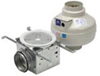 "Fantech 190 CFM Bathroom Exhaust Fan Kit with FR140 Fan for 6"" Duct"