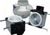 "Fantech 230 CFM Bathroom Exhaust Fan Kit 2-Grilles for 4""and 6"" Duct"