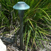 12V 18W Small China Hat Area Light-Antique Verde