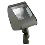 "12V 18W 3.5"" Aluminum Directional Floodlight High-Impact Clear Lens-Bronze"