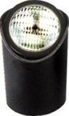 Focus Lighting 12V 36W Aluminum ABS Lamp Holder Well Light-Black Texture