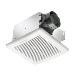 Delta G2 Series Breezgreenbuilder Ventilation Fan With Sensor 80 Cfm 1 2 Sones 4 Quot Duct