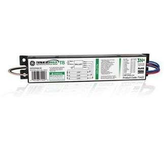 Ge Ultramax N 71422 3 Lamp F32t8 120 277 Volt Instant Start 1 0 Ballast Factor