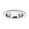 "Halo 4"" Low Voltage Trim with Specular Reflector Cone-White"