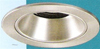 "Halo 4"" Low Voltage Trim and Reflector-Satin Nickel"