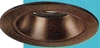 "Halo 4"" Low Voltage Trim and Reflector-Tuscan Bronze"