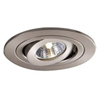 "Halo 4"" Low Voltage Trim with Adjustable Gimbal-Satin Nickel"