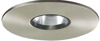 "Halo 3"" Low Voltage Pinhole Trim-Satin Nickel with Adjustable Clear Reflector"