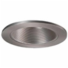"Halo 3"" Trim-Satin Nickel with Adjustable Baffle"
