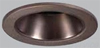 "Halo 3"" Low Voltage Shower Trim with Reflector Lens-Tuscan Bronze"
