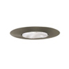 "Halo 6"" Line Voltage Open Trim-Satin Nickel"