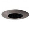 "Halo 6"" Line Voltage Open Trim-Tuscan Bronze"