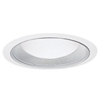 "Halo 6"" Line Voltage Trim with Baffle-White"