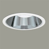 "Halo 6"" Line Voltage Trim with Reflector Cone-White"