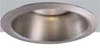 "Halo 6"" Line Voltage Trim with Reflector Cone-Satin Nickel"
