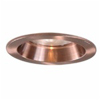 "Halo 5"" Line Voltage Splay Metal Trim-Antique Copper"