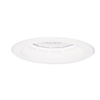 "Halo 5"" Line Voltage Splay Metal Trim-White"