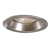 "Halo 5"" Line Voltage Metal Splay Trim-Satin Nickel"