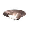"Halo 6"" Line Voltage Trim and Eyeball-Antique Copper"
