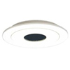 "Halo 4"" Line Voltage Pinhole Trim-White"