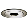 "Halo 4 "" Line Voltage Pinhole Trim-Satin Nickel"