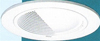 "Halo 4"" Line Voltage Trim Scoop and Baffle Wall Wash-White"