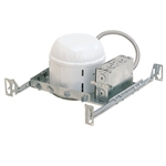 Halo H7T - Ceiling Down Light Housing 6 in. - Non Insulated Ceiling Down Light Housing - 120 Volt
