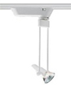 "Juno Lighting Low Voltage Designer Series 9"" Trapezia Track Fixture-White"