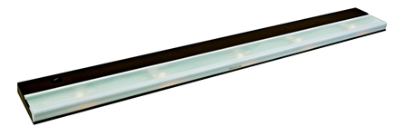 Kichler 10595 5 Light Xenon Direct Wire Under Cabinet Fixture