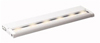 "Kichler 24V 12"" 6-Light LED Undercabinet Fixture-White"