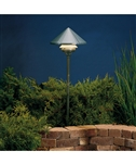 Kichler 15011 One Tier Low Voltage 24.4W Path & Spread Light - Multiple Base Options