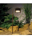 Kichler 15391 Zen Garden 11.6W Low Voltage Path & Spread Light