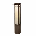 Kichler 15392 Zen Garden Bollard 11.6W Low Voltage Path & Spread Light