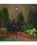 Kichler 15421 Cotswald Adjustable Height Tiki 16.25W Low Voltage Path & Spread Light
