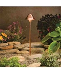 Kichler 15455 Transitional Copper Large 16.25W Low Voltage Path & Spread Light